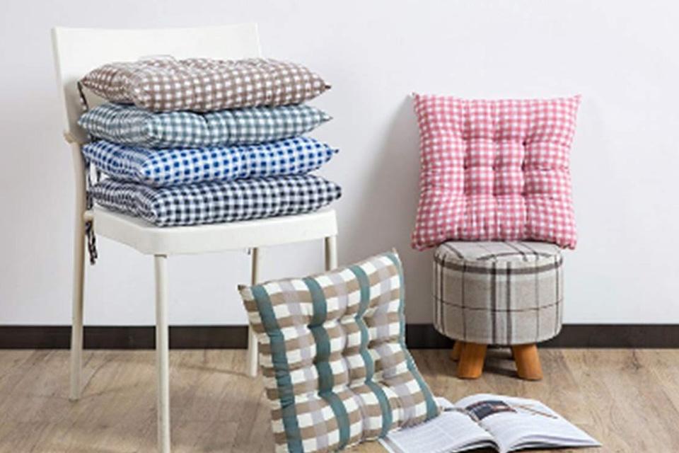 Modelos de cojines para sillas